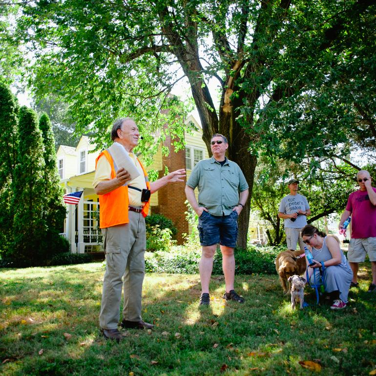 Huntville Historic District & Tours