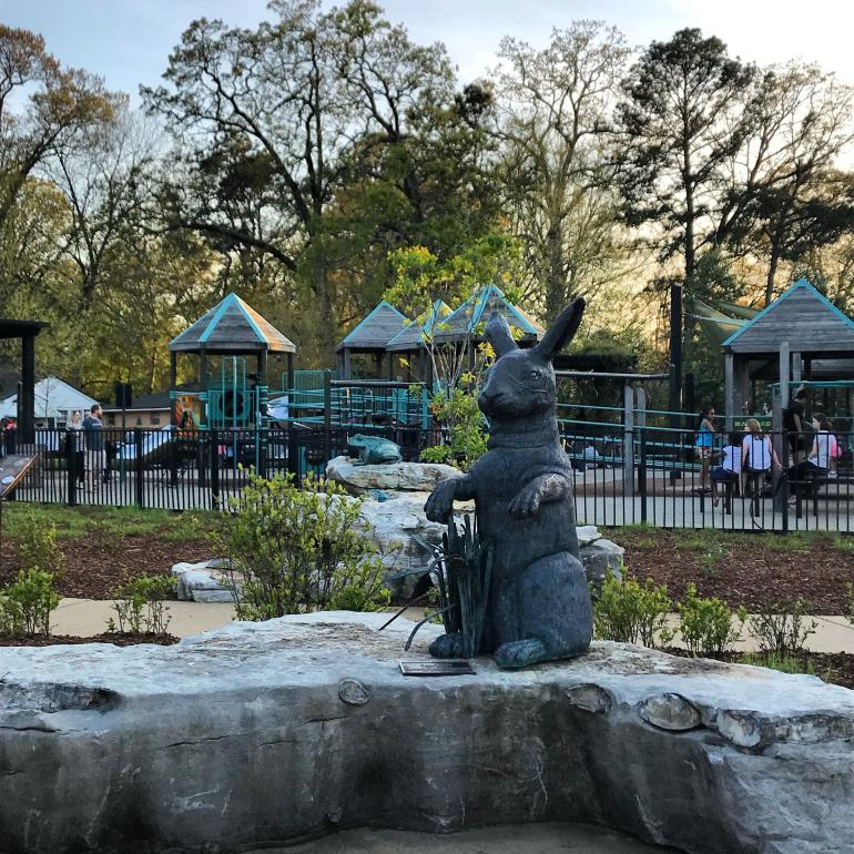 delano park rabbit