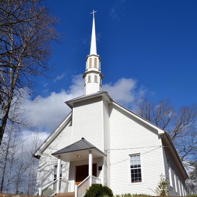 Pleasent Hill Church Cherokee County