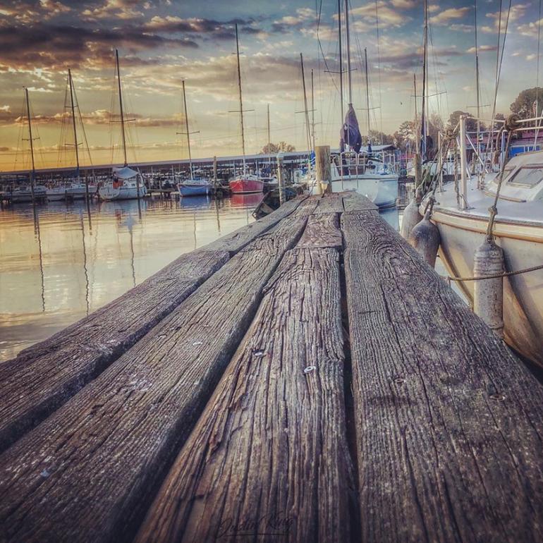 Marina on Lake Guntersville