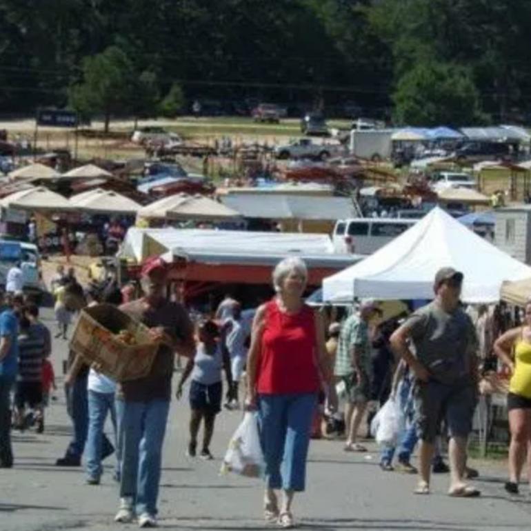 Mountain Top Flea Market