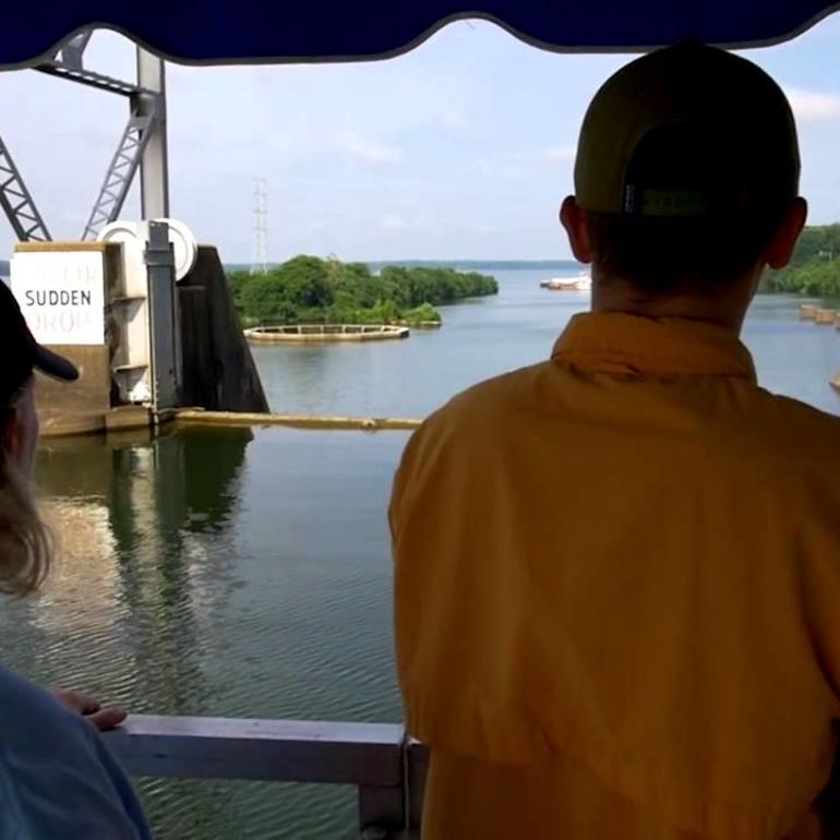 Joe Wheeler State Park : Nautical Wheeler Scenic Lake Tours