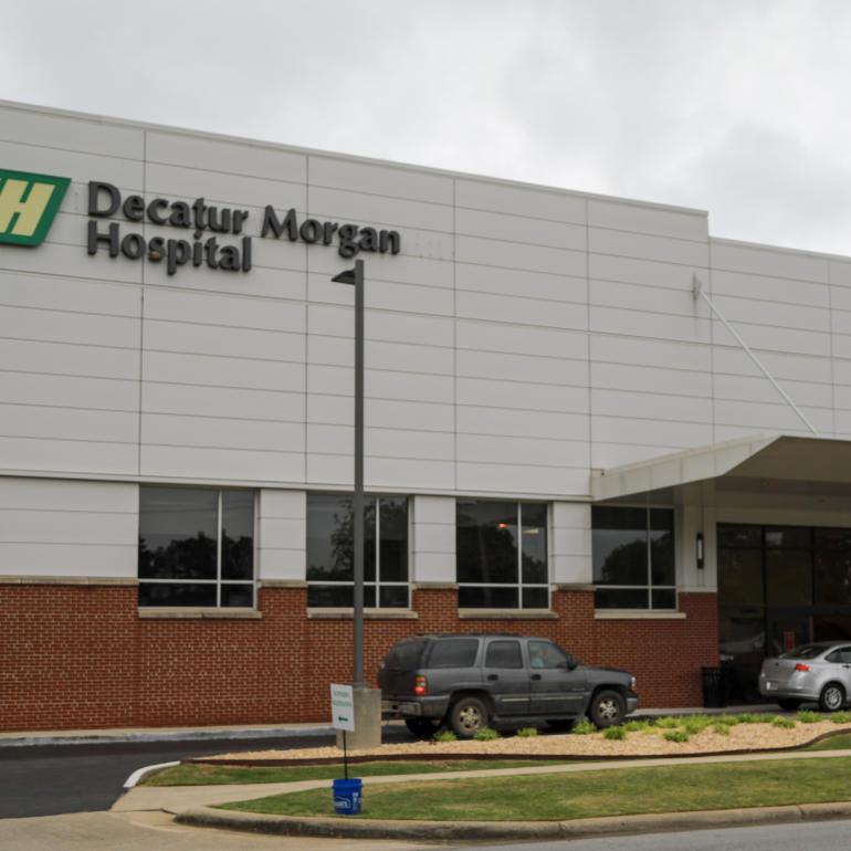 Decatur Morgan Hospital Main Campus
