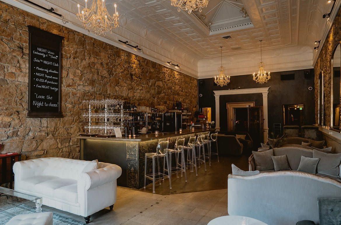 The Saint Wine Bar Napa Valley