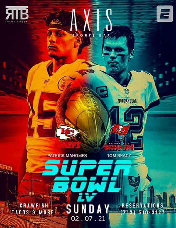 Super Bowl at Axis