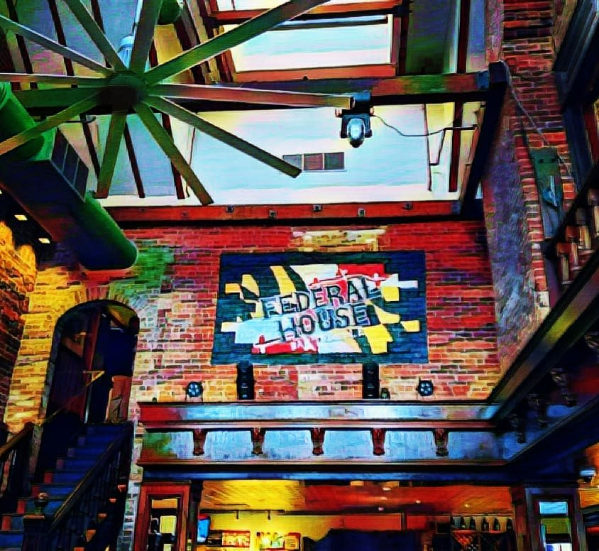 Federal House Bar and Grille