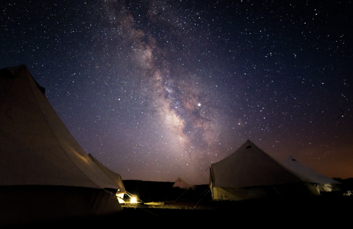 Chaco Canyon Glamping