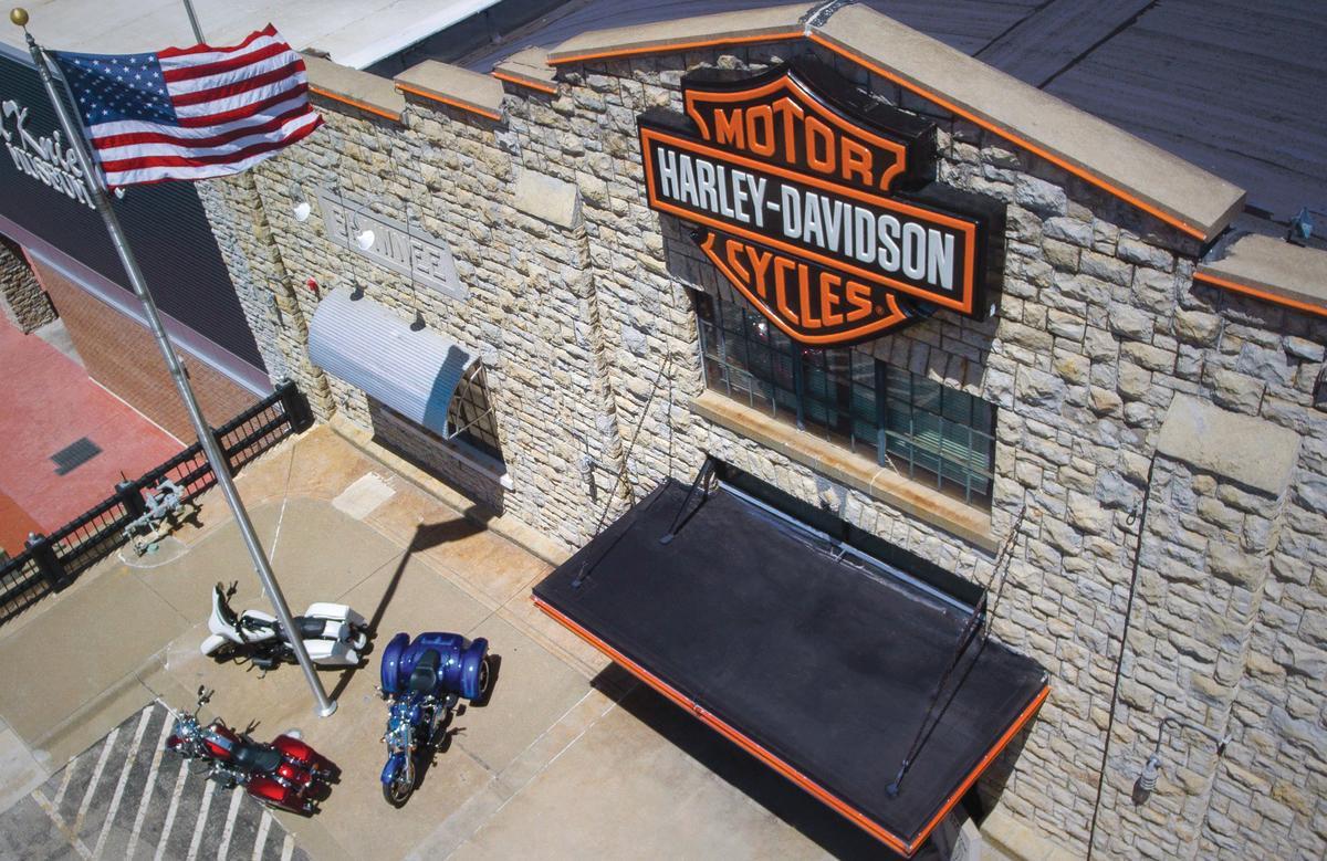 Historic Harley Davidson of Topeka - Front Entrance | Topeka, KS
