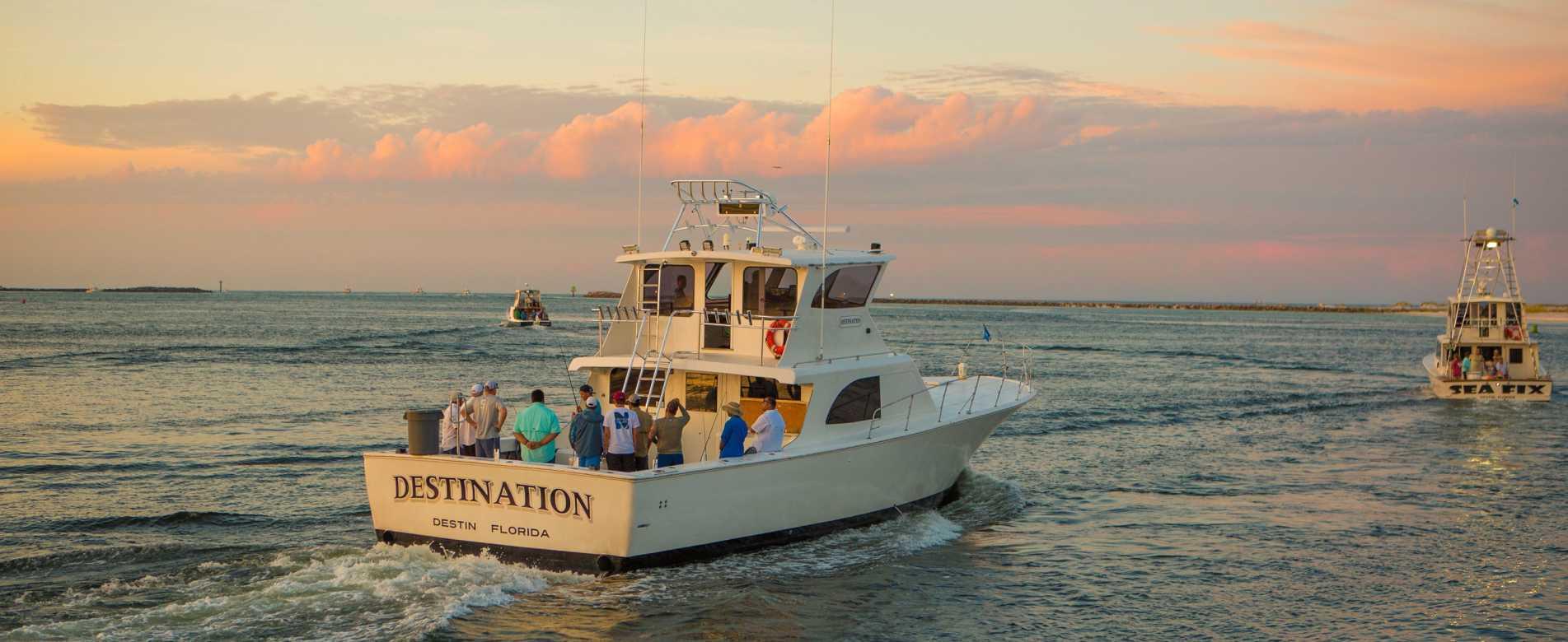 Gulf of Mexico Fishing | Florida's Emerald Coast | Florida's Emerald