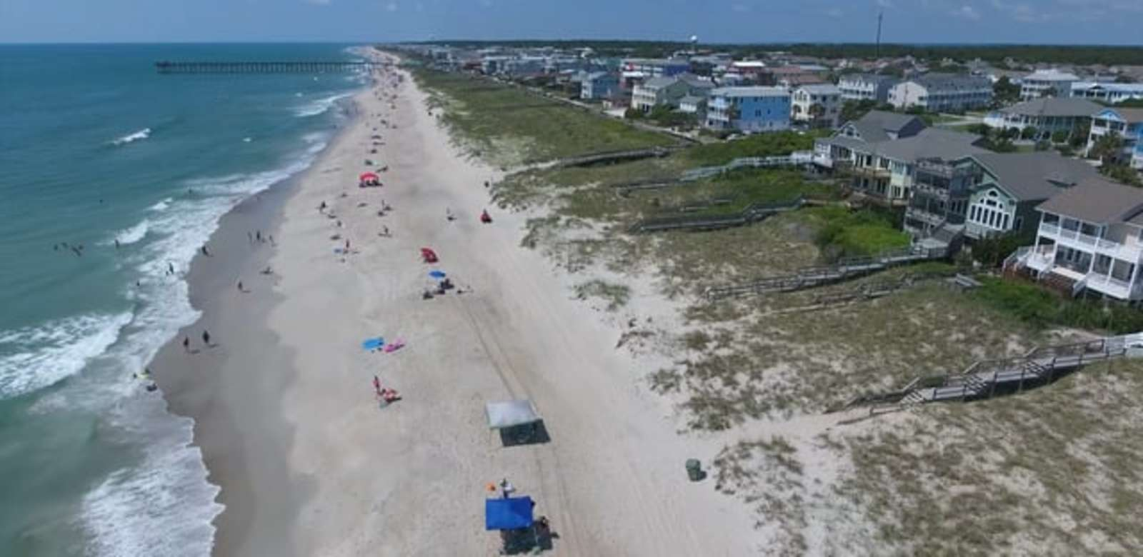 Kure Beach Web Cam Live | Travel Guide