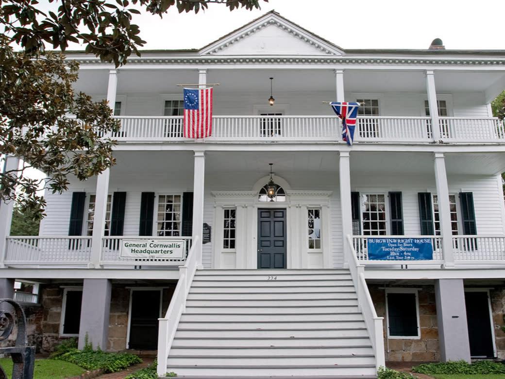 Burgwin-Wright House