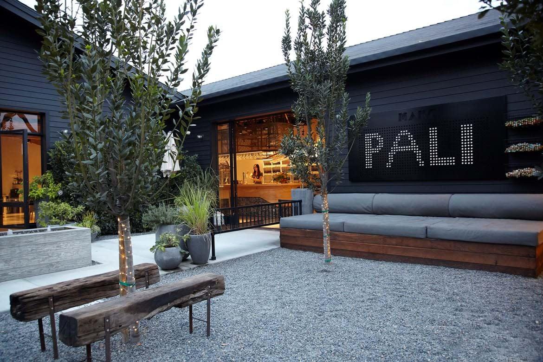 Tasting Room at Pali Wine Co.