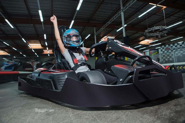 K1 Speed go-karts