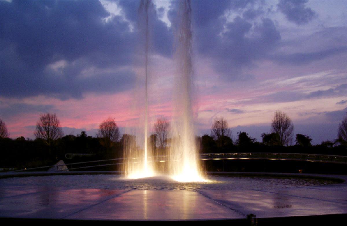 9-11 Memorial Garden of Reflection