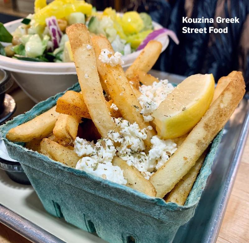 Kouzina Greek Street Food