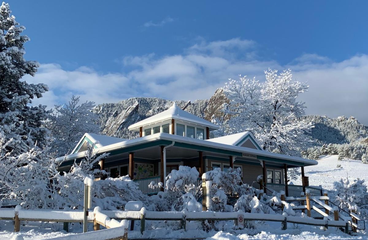 Snowy Ranger Cottage Chautauqua
