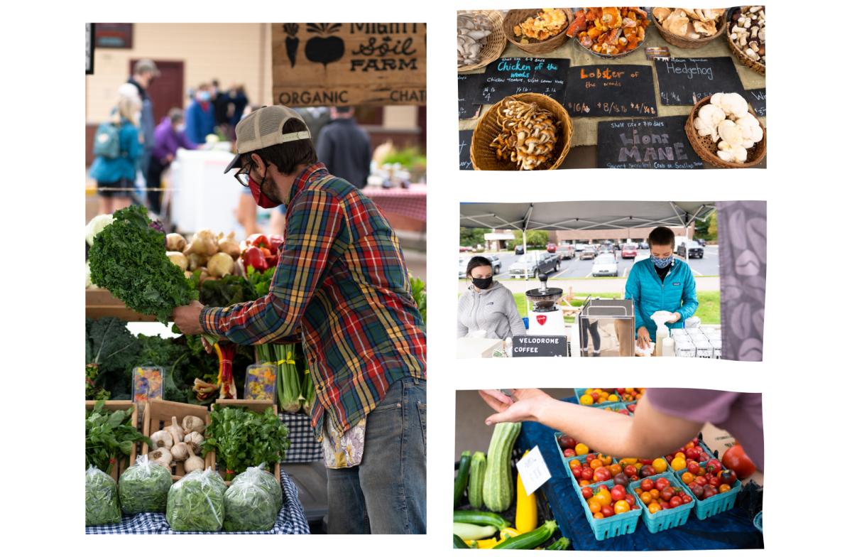 Marquette Farmers Market