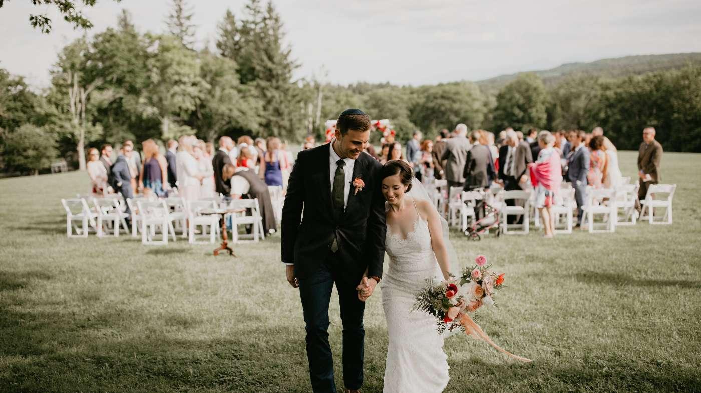 Carey Institute Wedding