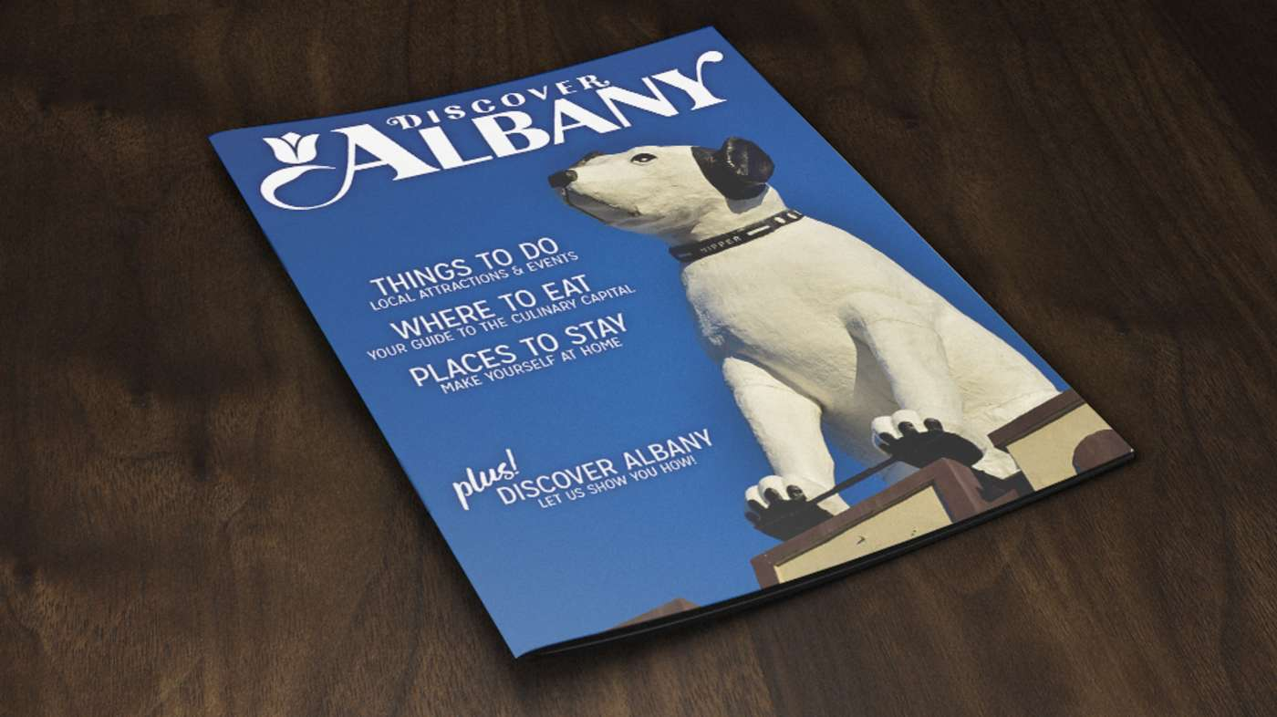 Request an Albany Visitors Guide