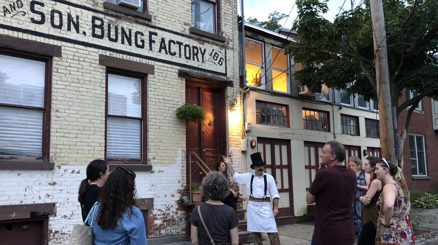 Historic Neighborhood Brew Tours