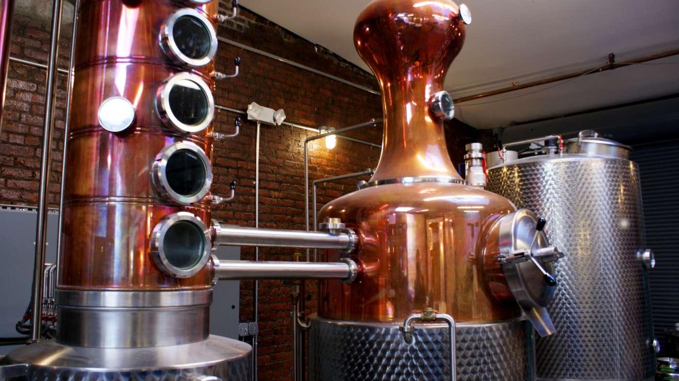 Brewery equipment