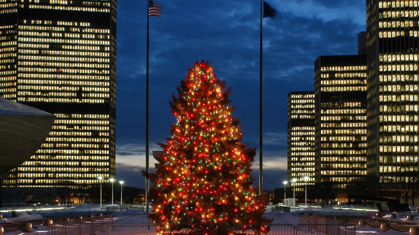 Holidays in Albany