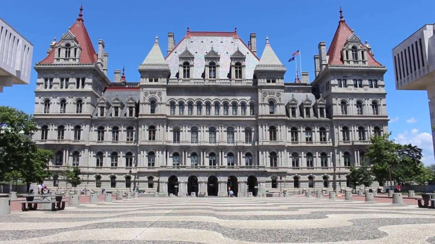 Video Thumbnail - youtube - What is your favorite Albany building?