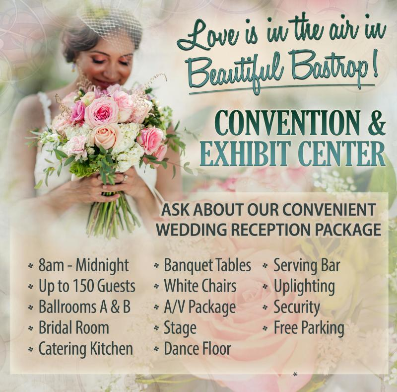 Convention Center Wedding Package