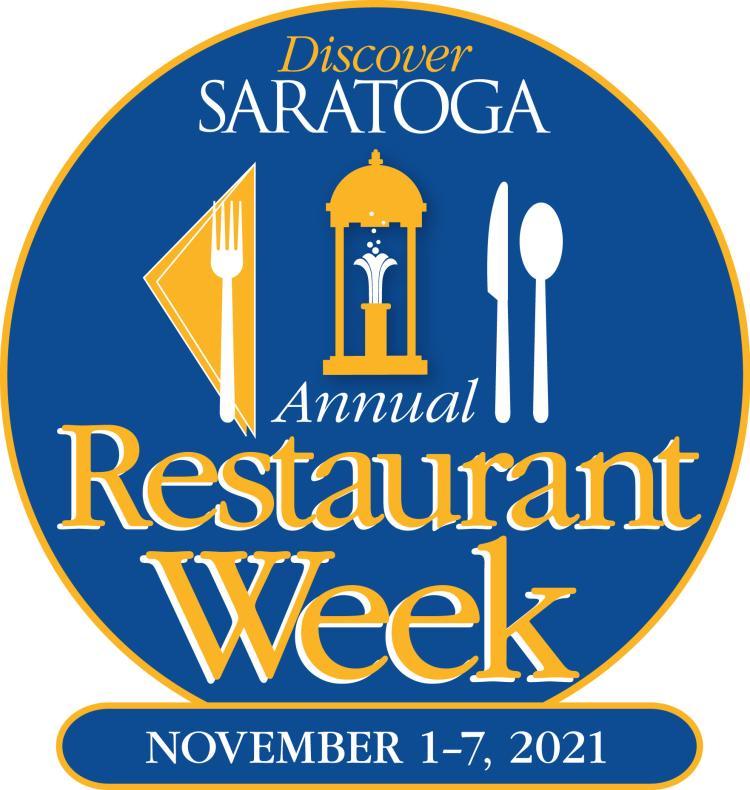 Restaurant Week Logo 2021