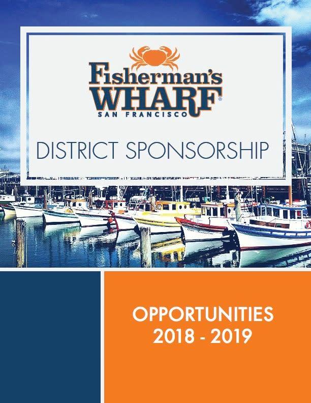 FWCBD District Sponsorship 2018 cover