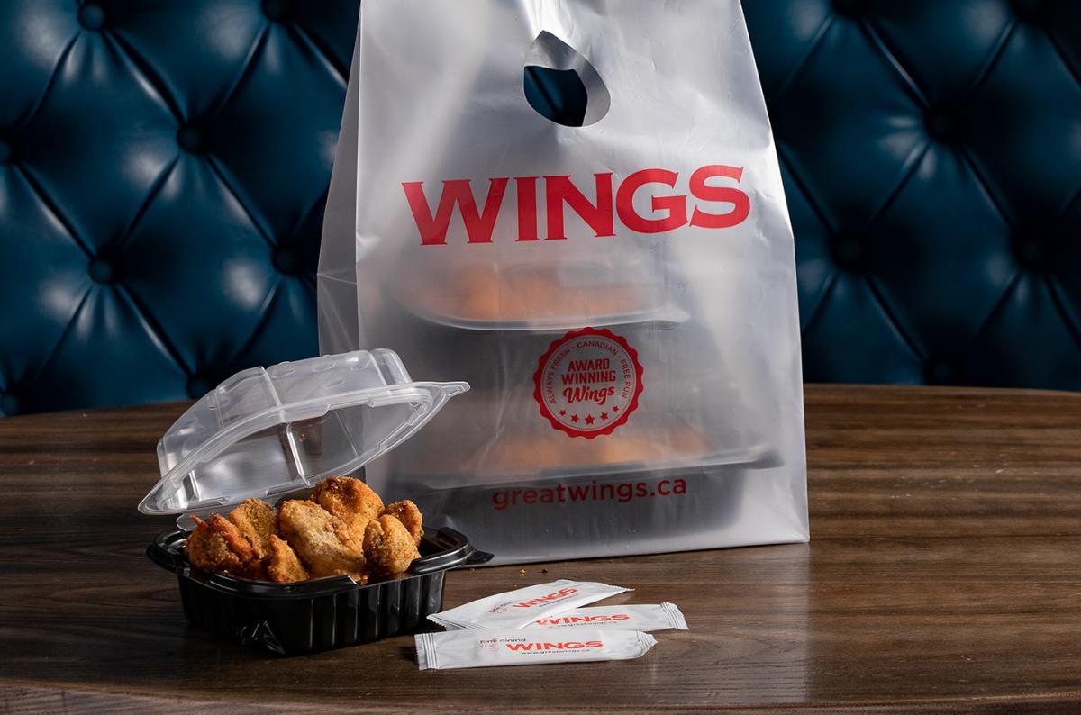 Wings Tap & Grill Kelowna