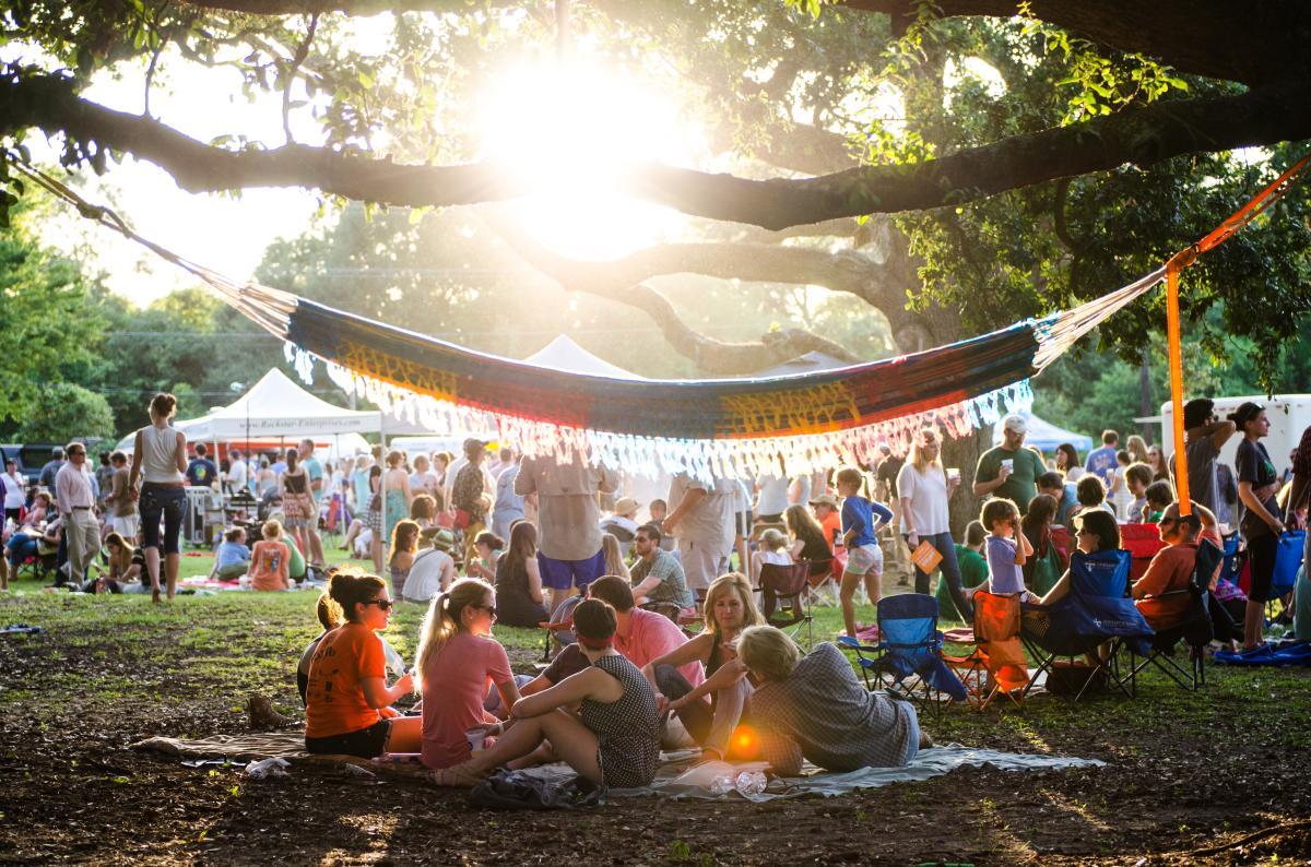 Moncus Park Festival