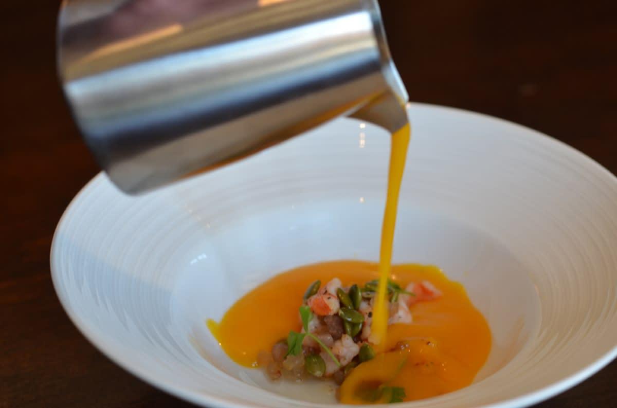 Kabocha Soup by Lon's