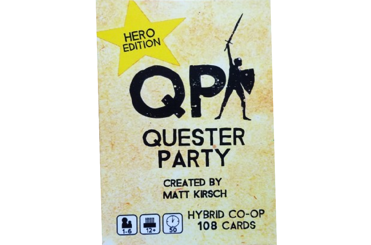 Quester Party Game - Paddlequest | AGORA