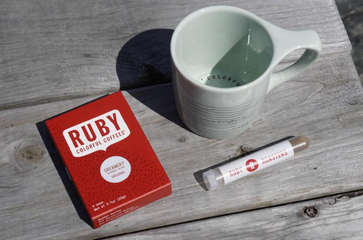 Ruby Coffee Roasters - Nelsonville, Wisconsin | Instant Creamery
