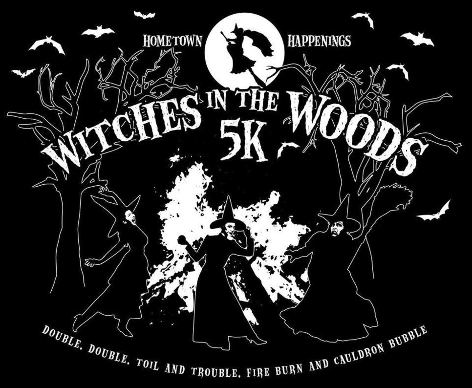 Witches in the Woods 5K