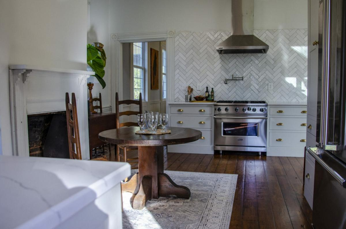 Rockwell House kitchen
