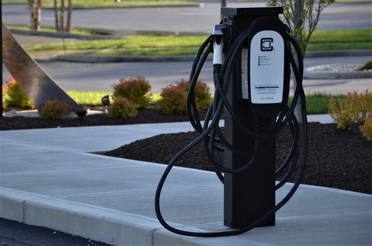 EV Charging Stations in SLO CAL