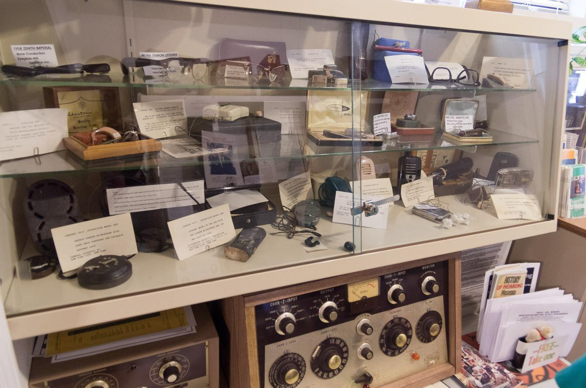History of Hearing Museum