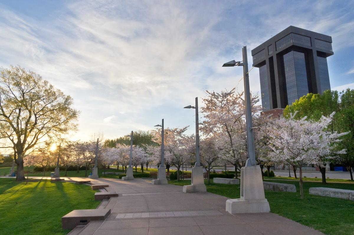 Jordan Valley Spring