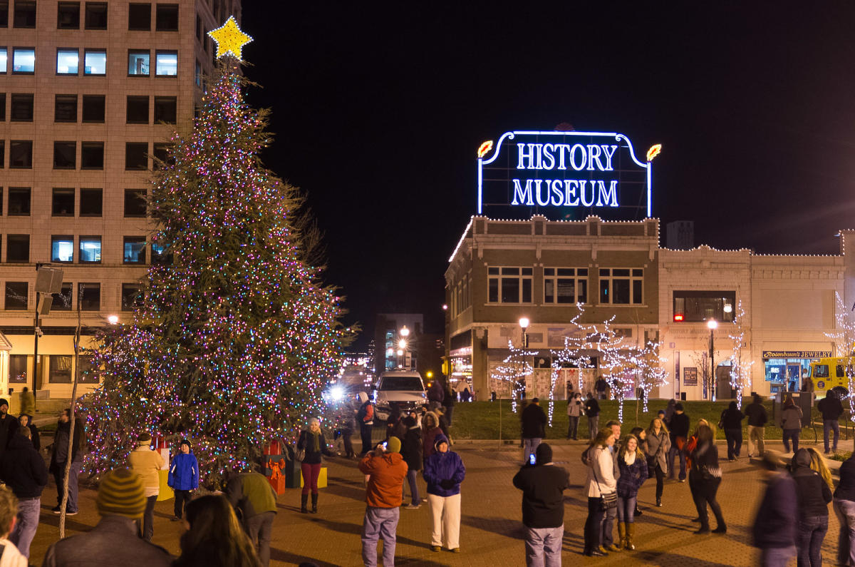 Christmas in Springfield, Missouri