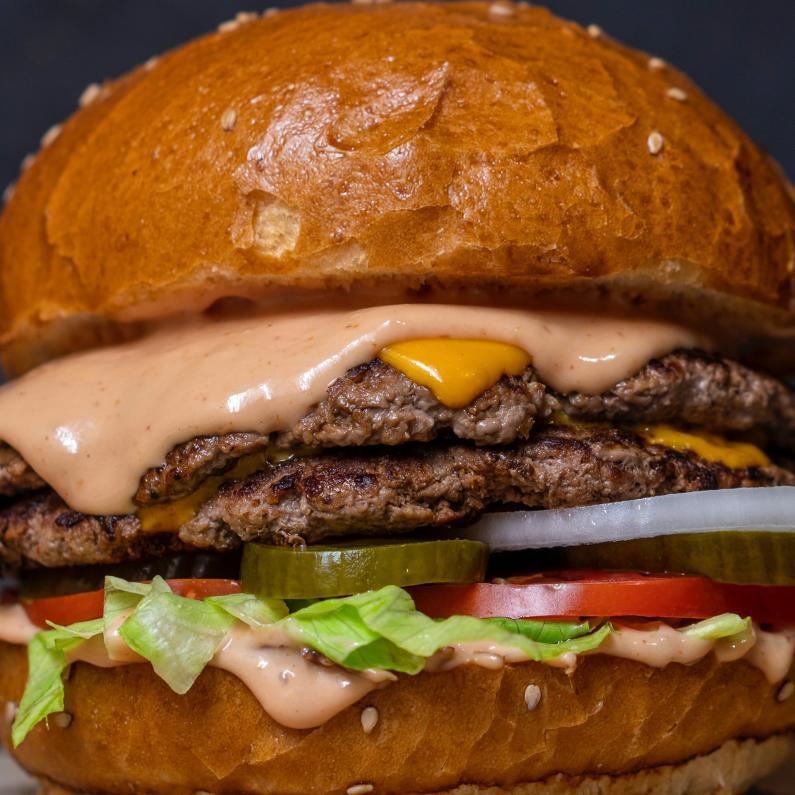 Generic Hamburger Unsplash