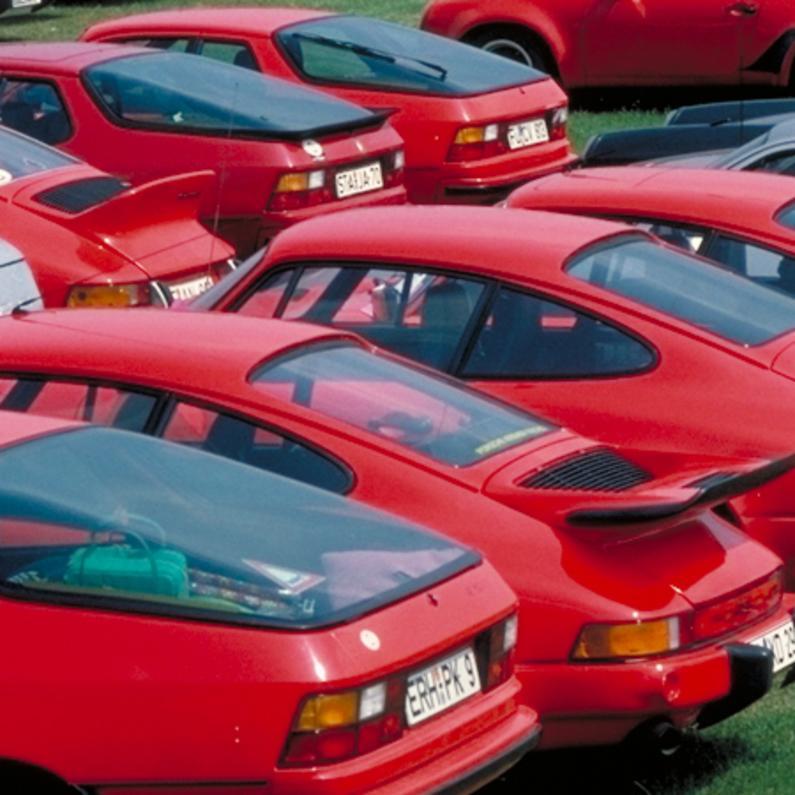 Porsche Swap Meet