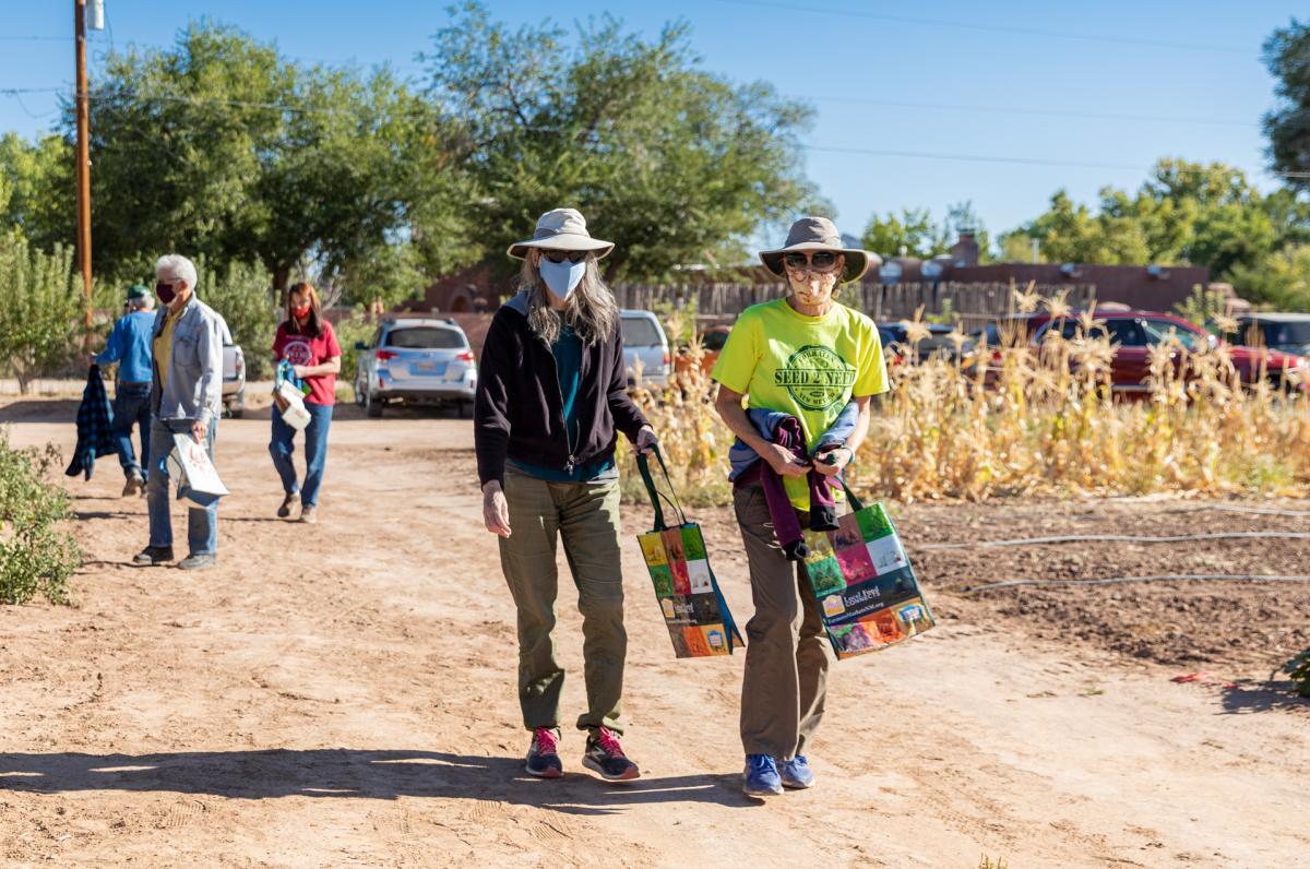 True Heroes: Penny and Sandy Davis, New Mexico Magazine