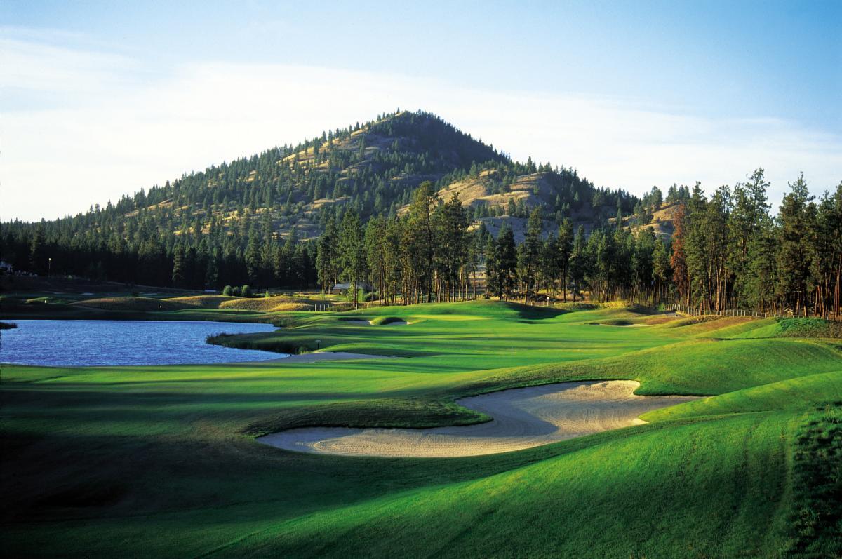 Okanagan Golf Club - The Bear Course