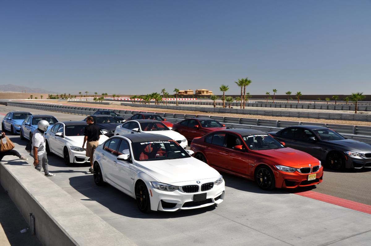BMW Performance Center West at The Thermal Club