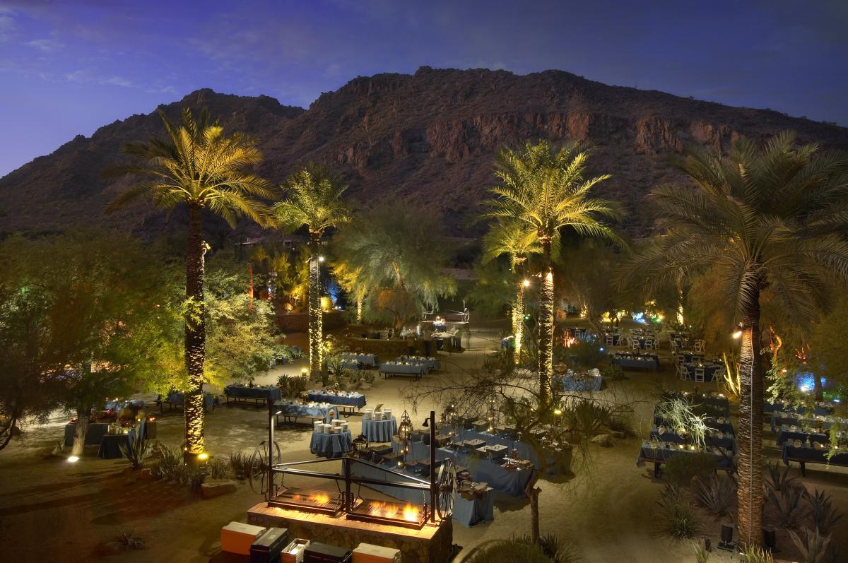 Jokake Inn Event Space at The Phoenician