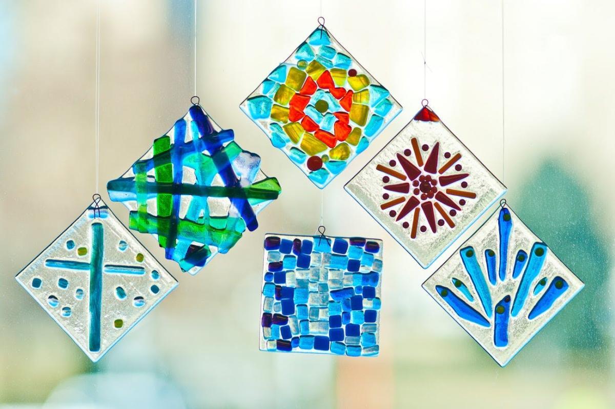 creative escape glass