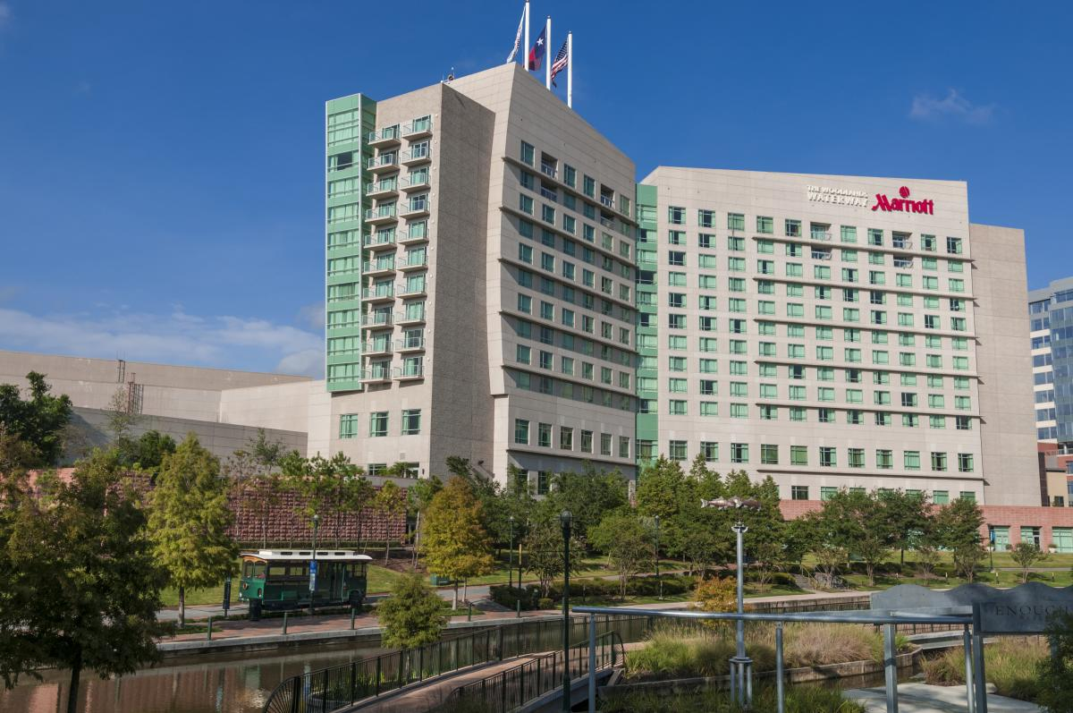 The Woodlands Waterway Marriott Hotel and Convention Center