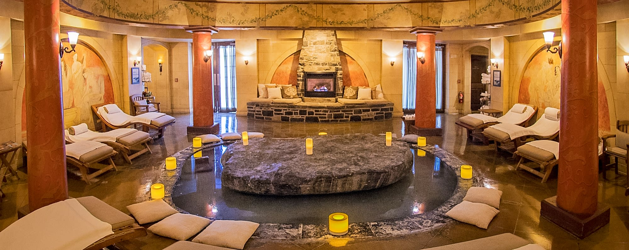 Mirbeau Inn and Spa - Rest and Relaxation Center